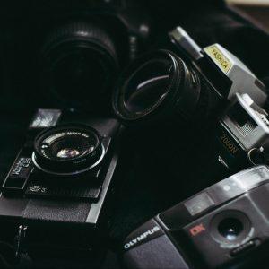 Cameras and Projectors
